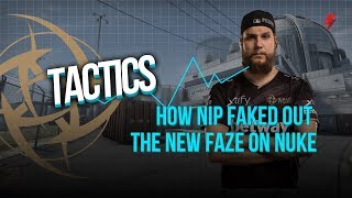 Download How NiP faked out the new FaZe on Nuke (Dreamhack Malmö) Video