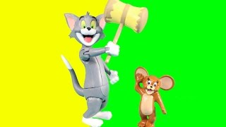 Download Tom And Jerry The Movie Toys Tom Chases Jerry Around The House With Falls Crashes & Laughs Video