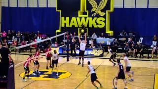 Download Hawks vs Redeemer Royals - Men's Volleyball Video
