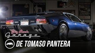 Download 1971 De Tomaso Pantera - Jay Leno's Garage Video
