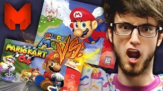 Download The BEST N64 Games? Super Mario 64 Vs Mario Kart 64 - Madness Video