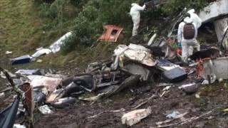 Download Estos son los sobrevivientes del accidente de avión en el que viajaba el Chapecoense Video
