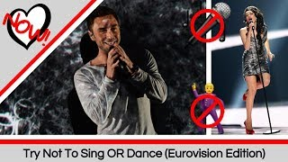 Download Try Not To Sing OR Dance (Eurovision Edition) Video