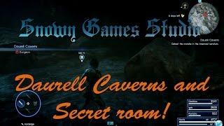 Download Final Fantasy XV Daurell Caverns and Secret Room! Video