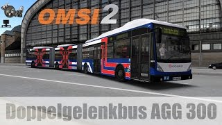 Download OMSI 2 - Doppelgelenkbus AGG 300 Add-On Video