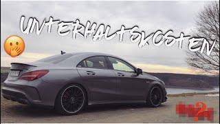 Download DAS kostet mich mein Mercedes-Benz CLA 45 AMG im Unterhalt! | Unterhaltskosten Video