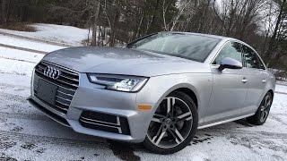 Download Audi A4 quattro 2017 Review Video