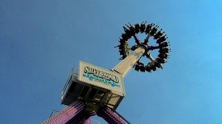 Download SpinCycle off-ride HD Silverwood Theme Park Video