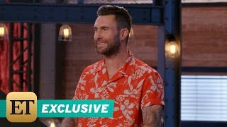 Download EXCLUSIVE: Watch Adam Levine's Hilarious Blake Shelton Impression on 'The Voice' Blooper Reel Video