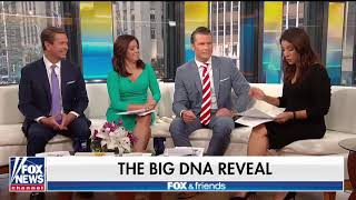 Download MyHeritage DNA Reveal on Fox and Friends Video