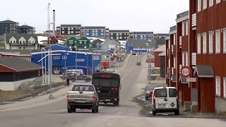 Download Nuuk - the largest city of Greenland [HD] Video