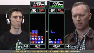 Download Finals - 2016 Classic Tetris World Championship Video