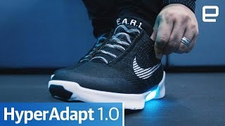 Download Nike HyperAdapt 1.0: Hands-On Video