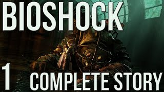 Download Bioshock The Complete Story Prologue #1 - The Founding of Rapture Video