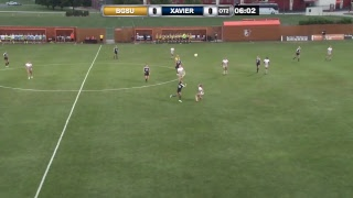 Download BGSU vs XAVIER - Women's Soccer Video