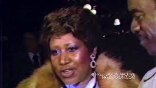 Download Fred Saxon's Aretha Franklin interview from 1982 Video