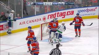 Download Vancouver Canucks vs Edmonton Oilers - March 18, 2017 | Game Highlights | NHL 2016/17 Video