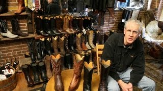 Download How to Tell Real Alligator Leather Boots : Cowboy Boots Video