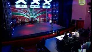 Download Arabs Got Talent - Ep4 - Nitros Team Video