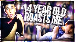Download Hunter Rowland ROASTED ME!!! Video