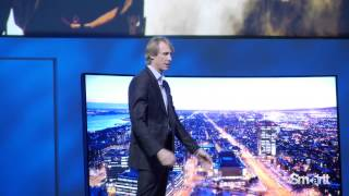 Download Michael Bay Panic Attack at CES 2014 Video