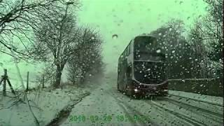 Download Meet the bus driver behind the viral near miss video Video