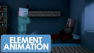 Download Shorts in Minecraft - Terrence The Not Very Good Ghost (Animation) Video