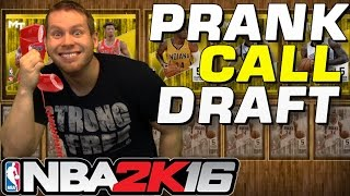 Download PRANK CALLING NBA 2K16 DRAFT Video