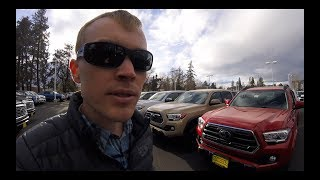 Download Should you buy an SR5 or TRD Tacoma? Video