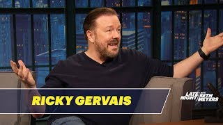 Download Ricky Gervais Wouldn't Kill Baby Hitler Video