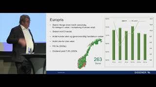 Download Jan Petter Sissener om Canopus, Tesla, Norwegian og Europris Video