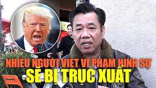Download Rất nhiều người Việt từng vi phạm hình sự sẽ bị trục xuất Video