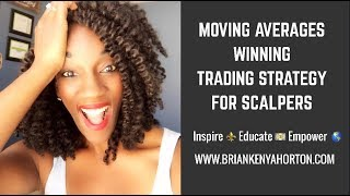 Download Moving Averages WINNING Trading Strategy for Scalpers Video