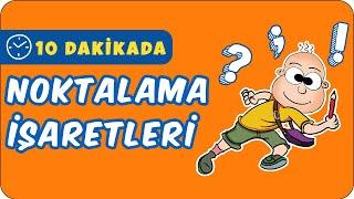 Download 10dk da NOKTALAMA İŞARETLERİ Tonguc Akademi, TALHA DOGAN Video