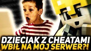 Download DZIECIAK Z CHEATAMI WBIŁ NA MÓJ SERWER, ŹLE SKOŃCZYŁ ☹️ Video