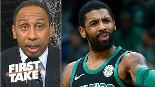 Download Stephen A. explains how the Lakers can still sign Kyrie Irving   First Take Video