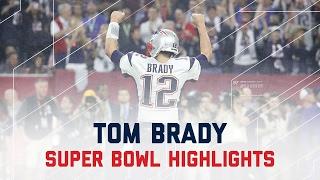 Download Tom Brady's Amazing Super Bowl LI Comeback | Patriots vs. Falcons | Super Bowl Player Highlights Video