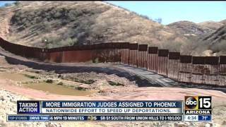 Download More immigration judges assigned to Phoenix Video