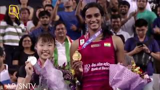 Download Korea Open Final Highlights: PV Sindhu vs Nozomi Okuhara Video
