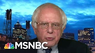 Download Bernie Sanders On Donald Trump's Filthy Rich Cabinet | All In | MSNBC Video