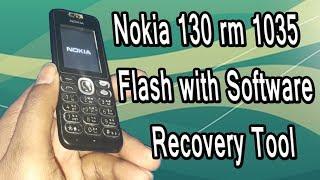 how to flash nokia (130 rm - 1035) / nokia blink solution