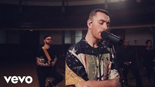 Download Sam Smith - Burning (Live From The Hackney Round Chapel) Video