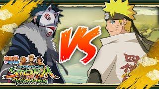 Download [PC] NARUTO SHIPPUDEN: Ultimate Ninja STORM REVOLUTION | Menma VS Hokage Naruto Video