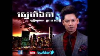 Download ស្នេហ៍ឯកា Snae Ek ka by Preap Sovath Cover Video