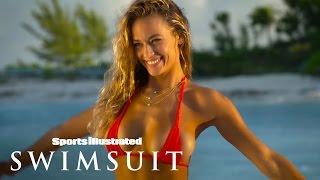 Download Hannah Ferguson Wears The World's Smallest Bikini   Outtakes   Sports Illustrated Swimsuit Video