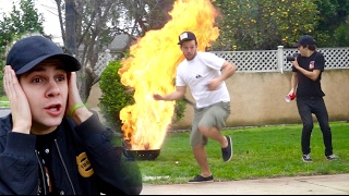 Download HOT OIL EXPLOSION!! Video