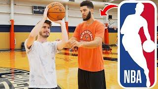 Download NBA Player Helps Fix My Jumpshot Video