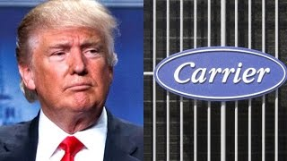 Download Trump Convinces Carrier To Keep 1,000 Jobs In America Video
