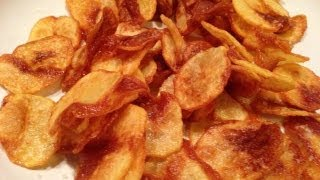 Download So macht man Kartoffel - Chips selber - Der Bio Koch #322 Video
