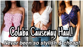 Download Colaba Causeway Haul 2018 | Street shopping in Mumbai | Best outfits | Harshala Patil Video